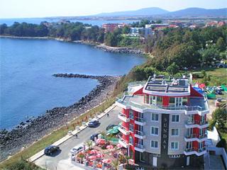 """Семеен Хотел Съндей, ул. """"Черно Море"""" 6, Китен"""
