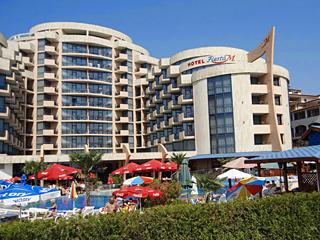 Хотел Фиеста М, Слънчев бряг