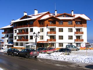 Апарт-Хотел Тодорини Кули, местност Грамадето, Банско