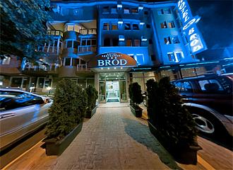 """Хотел Брод, бул. """"Симеоновско Шосе"""" 66, София"""
