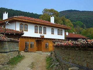 Къща за гости Кафенето на Димчо Кехая, Жеравна