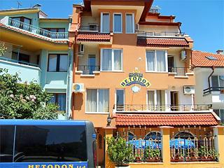 """Къща за гости и механа Хетодон, ул. """"Вихрен"""" 20, Созопол"""
