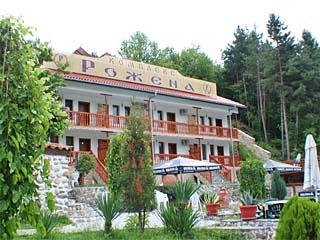 Хотел Рожена, Рожен