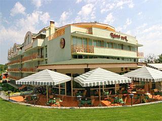 """Хотел Кристел Парк, ул. """"Черно море"""" 1, Кранево"""