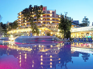 Хотел Кристал, Златни Пясъци