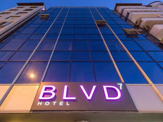 """Хотел BLVD7, бул. """"България"""" 7, Пловдив"""