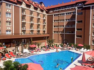 Хотел Бахами Резиденс, Слънчев бряг