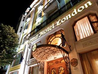 "Гранд Хотел Лондон, ул. ""Мусала"" 3, Варна"