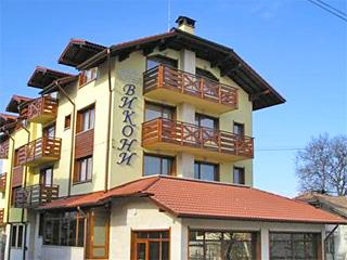 """Хотел Викони, ул. """"Бъндерица"""" 30, Банско"""