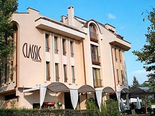 Хотел Класик, местност Салтанат, 58, Варна