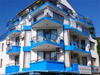 "Хотел Аквамарин, ул. ""Ропотамо"" 10, Созопол"