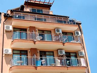 "Хотел Скалите, ул. ""Боруна"" 5, Созопол"