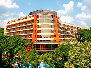 Хотел Атлас, Златни Пясъци