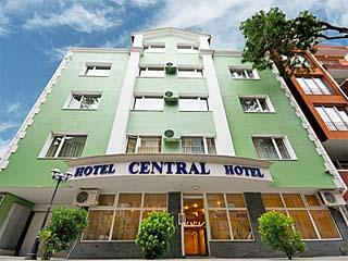 """Хотел Централ, ул. """"Ивайло"""" 60, Бургас"""